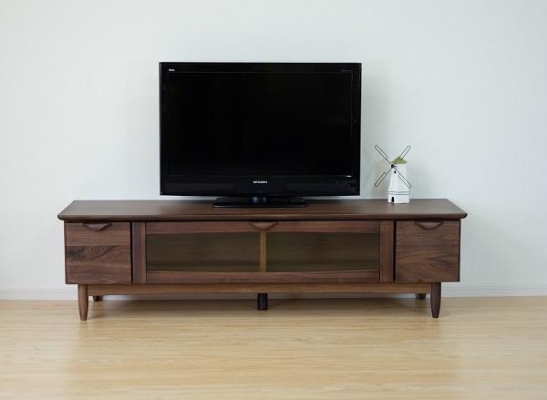 テレビ台 テレビボード おしゃれ テレビ台 幅 150cm ミディアムブラウン