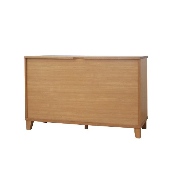 サイドボード 収納家具 天然木シリーズ アルダー材